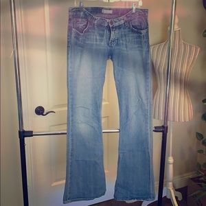 BKE Extra long jeans